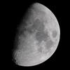 月がきれいですねぇ