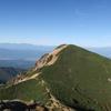 北八ヶ岳  今年最後の夏山登山