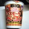 カップヌードルBIG メープルスモークベーコン味(2018/12/10発売)