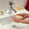 石鹸で手を洗うとハンドソープの1000倍ウィルス破壊!
