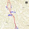 兵庫県姫路市の伊勢山(西峰)と神座の窟