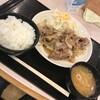 【三芳PA】キッチンおはやし:彩の国黒豚焼肉定食はなかなかいいね!