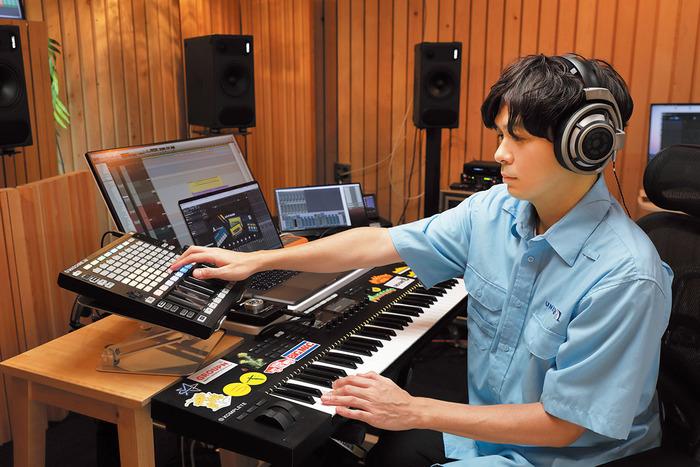 下村亮介 インタビュー【後編】映画『僕のヒーローアカデミア』主題歌/挿入歌で使用した音源&プラグインを解説