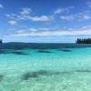 セレブリティソルスティスで巡る南太平洋クルーズ⑤〜乗船4日目:パインズ島〜