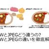 【初心者向け】RAWとJPEGどう違うの?RAWとJPEGの違いをわかりやすく解説します!