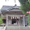 天佐志比古命神社。知夫里島の式内社、