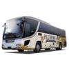 東京・大阪の夜行バス「プルメリア」を解説!豪華な女性専用バス【VIPライナー】