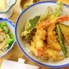 【行ってみた - ハノイ de 天丼定食】中なか(NAKA NAKA)