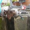 水道管漏水の初対応