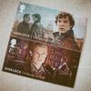 【Sherlock】イギリスの記念切手の買い方・使い方