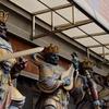 台南   廣安宮です