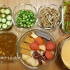 夏の作りおき7品 朝食強化メニューです