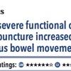 ACPJC:Therapeutics 慢性の重症機能性便秘に対する電気鍼は自発排便を改善する