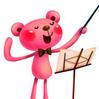 🎤ボイトレに役立つアプリ『クマさんの音程ガイド作成』