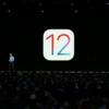iOS12 iPhone7以前だと最大約25分ほど電池持ちが悪くなる
