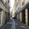パリの匂いの話