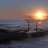 大洗② ~絶景朝日を眺めてからのイルカの癒しパワーで充電~