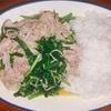 ニラとエノキの豚コマ炒め ヘルシオホットクックで自炊(77)