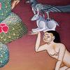 曼荼羅画 「4兄弟のフレンドシップとハーモニー」