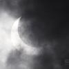 雲上の金環日食