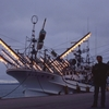 (初)北海道ツーリング1994 8日目 納沙布岬~花咲ガニ~霧多布岬~厚岸漁港~塘路湖