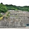 兵庫県・朝来市 神子畑(みこばた)選鉱場跡