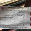 インド旅行記[8日目]バラナシ→アグラ、深夜列車の旅