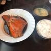 金目鯛の煮付けを食べてきました