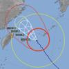 暴風なう (935hPa)