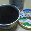 スーパーカップの「ティラミス」は美味しかった。