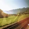 スイスへ インターラーケン