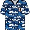 昭恵のドレスコードの隙に、五輪サッカー日本代表の迷彩ユニフォーム採用
