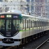 京阪を見に行く野江駅①鉄道風景257…20210211