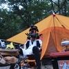 KSRproがキャンプツーリングデビューして来たよ!at 道志の森キャンプ場
