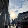 バス通勤と温暖化の影響