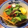 彩り野菜のヴィーガンらーめん @ AFURI (横浜駅)