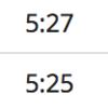40週:サブ4ビルドアップ走・久しぶりに走る