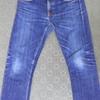 nudie jeans(ヌーディージーンズ) 1年8ヶ月 色落ちレポート