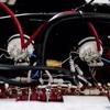 真空管アンプ製作<TRK-1編>~                                     狭い作業空間