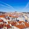 世界一周75日目  チェコ(26)、ラトビア(27)  〜三度目の正直、プラハの絶景〜