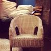 椅子の記憶と。