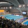第42回 全国JOCジュニアオリンピックカップ夏季水泳競技大会 1日目