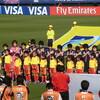 【2012/9/8 U20女子W杯3位決定戦&決勝】日本対ナイジェリア戦観戦。ヤングなでしこが銅メダル獲得!