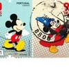 【ポスクロ】ミッキー生誕90周年記念の切手が嬉しかったポルトガルからのハガキ