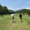 今日は、ゴルフのラウンドでしたが、ほぼ目標通りでした。