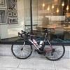 自転車通勤本格復活