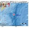 2016年09月24日 19時20分 関東東方沖でM4.4の地震