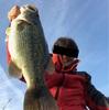 12/21琵琶湖ナイト&デイ52.5cm 2.5kg🌈(ポンヨウF氏)