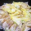 餃子の皮でもっちもち♪豚肉と白菜のミルフィーユ鍋 featuring 生しょうが
