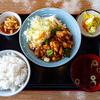 鶏丁定食(大吉 国道店)